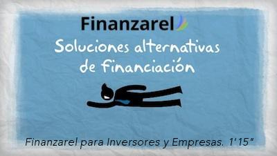 Finanzarel para inversores y empresas