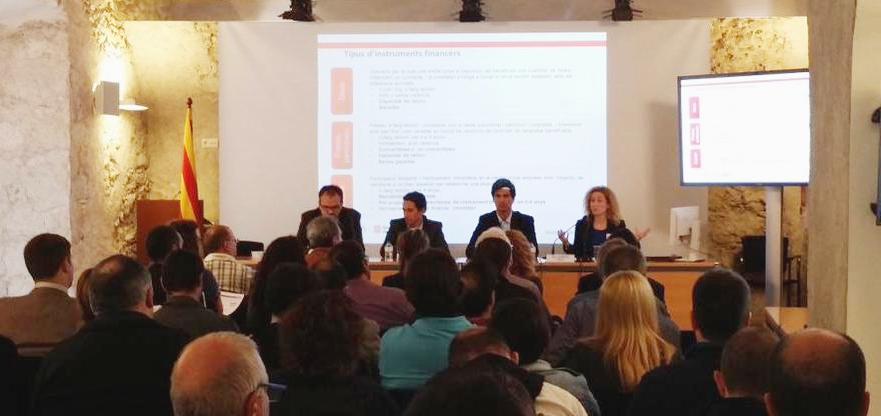Evento Girona financiación alternativa