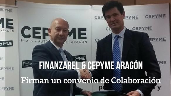 Cepyme Aragón y Finanzarel
